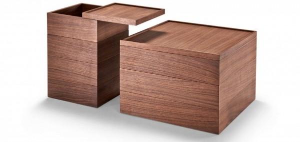 Beistelltisch Wood Box