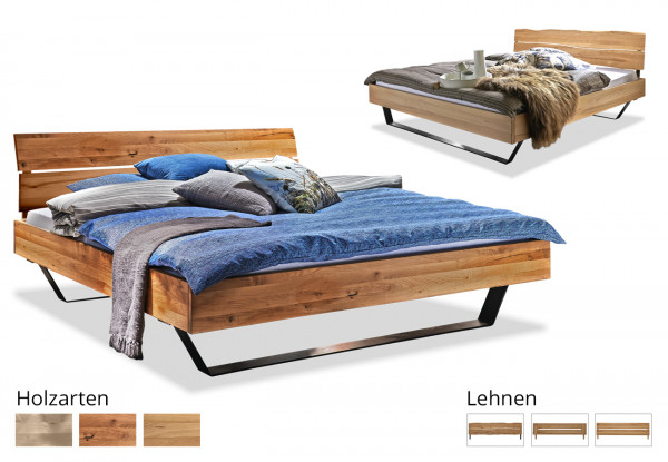 Bett Modern Sleep D