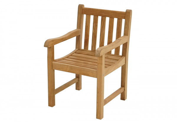 Landhaussessel Coventry Premium-Teak