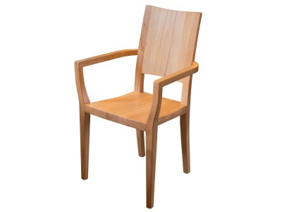 Stuhl Ingolf 1 mit Armlehne