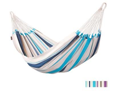 Einzel-Hängematte Caribeña aus Baumwolle