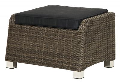 Fußhocker Rocking zu Loungesessel oder Sofa