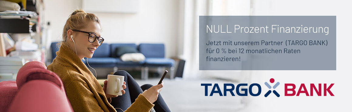 Finanzierung mit der TARGO BANK