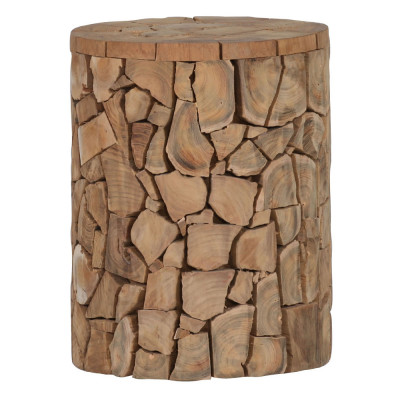 Holz Hocker