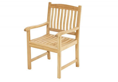 Landhaussessel New Haven Premium-Teak