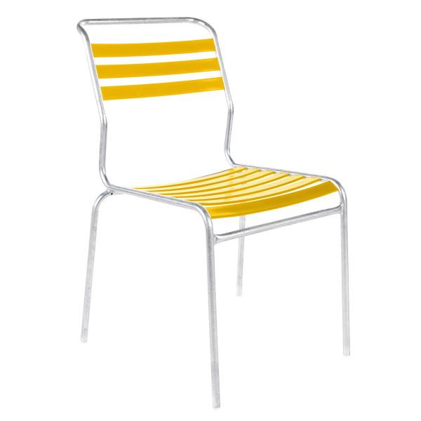 Gartenset Lättli-Säntis Tisch & 4 Stühle