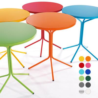 PIX-Tisch ø 60 cm Metall