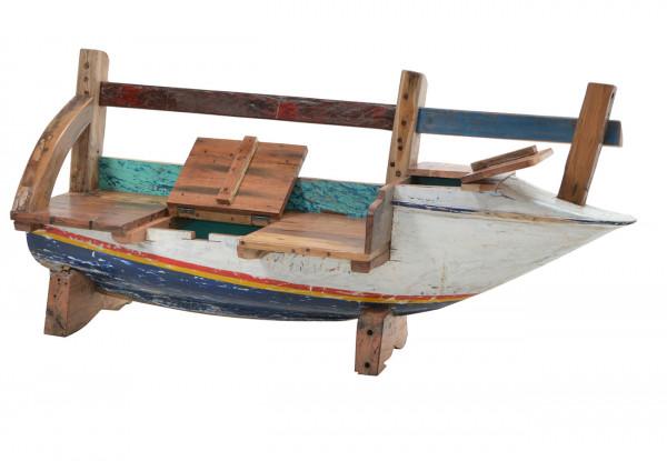 Bootsbank Seaside Unikate hergestellt aus alten