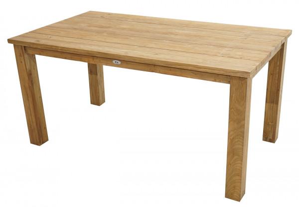 Rustikal- Dining- Tisch Picton Old-Teak 160x90 cm
