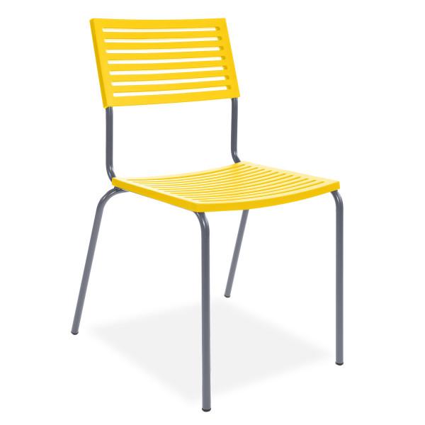 Balkonset Arbon-Lamello Tisch & 2 Stühle