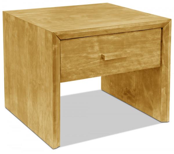 Nachttisch Kopenhagen mit Schublade (Beistelltisch, Typ 3)