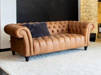 Sofa Chesterfield Ausstellungsstück