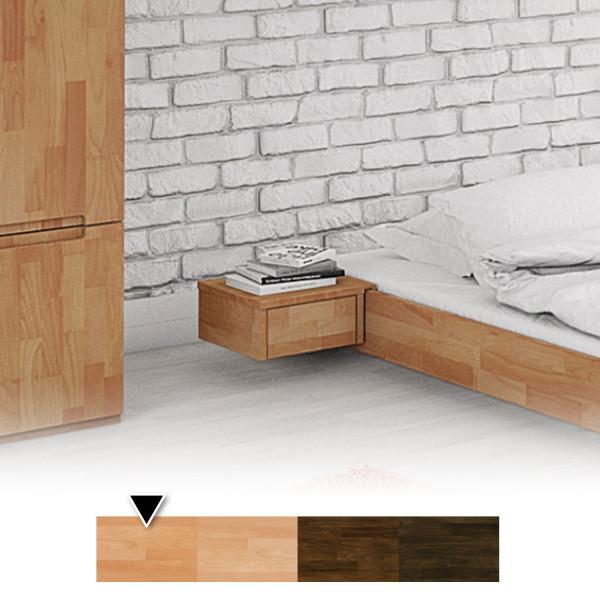 Anhängetisch Nachttisch Vento mit Schublade