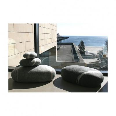 Sitzkissen Stones