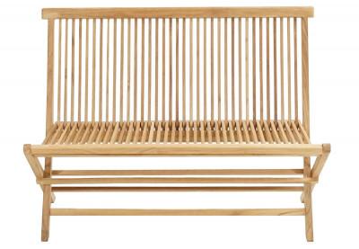 Klappbank Milford Premium Teak 120 cm