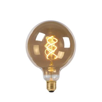 Glühfadenlampe Rauchfarbe