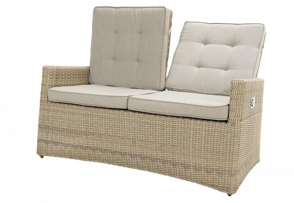 Comfort Speise-/ Loungesofa 2-Sitzer Sahara