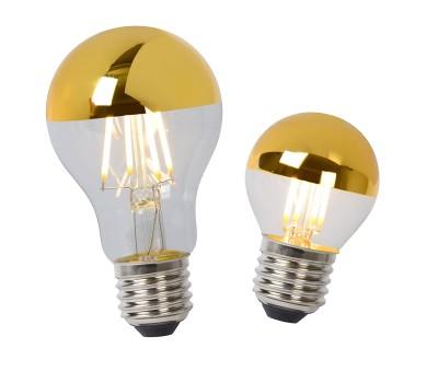 Glühfadenlampe Gold