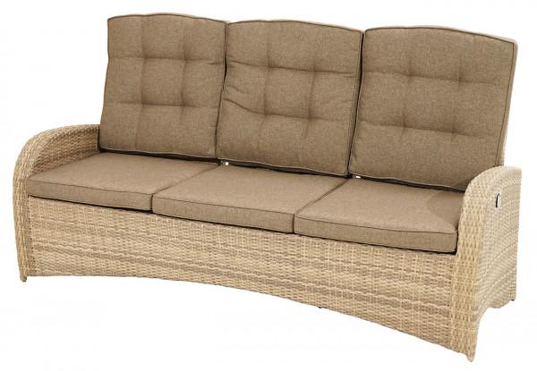 Speise-/ Loungesofa Rabida Comfort 3- Sitzer