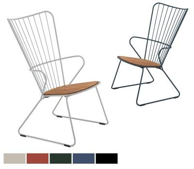 Paon Lounge Gartenstuhl