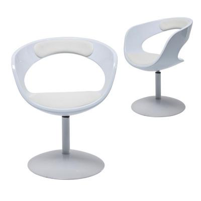 Stuhl Retro Easy weiß