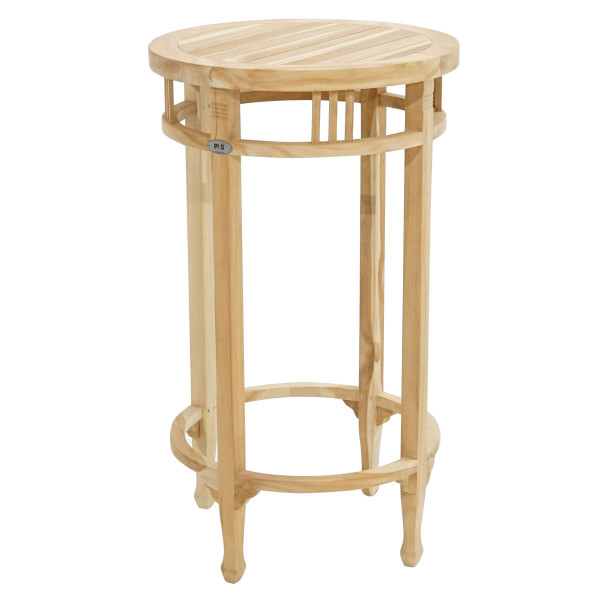 Bartisch New Orleans ECO-Teak Ø 60 cm