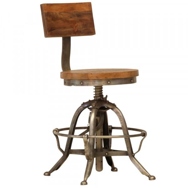 hocker woody lehne garderoben wohnm bel. Black Bedroom Furniture Sets. Home Design Ideas
