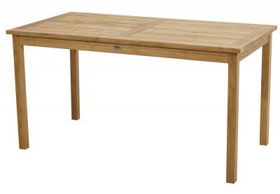 Tisch Memphis Premium-Teak 150x80 cm