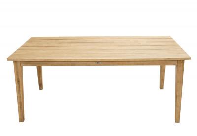 Dining-Tisch Borneo Akazie 180x90 cm