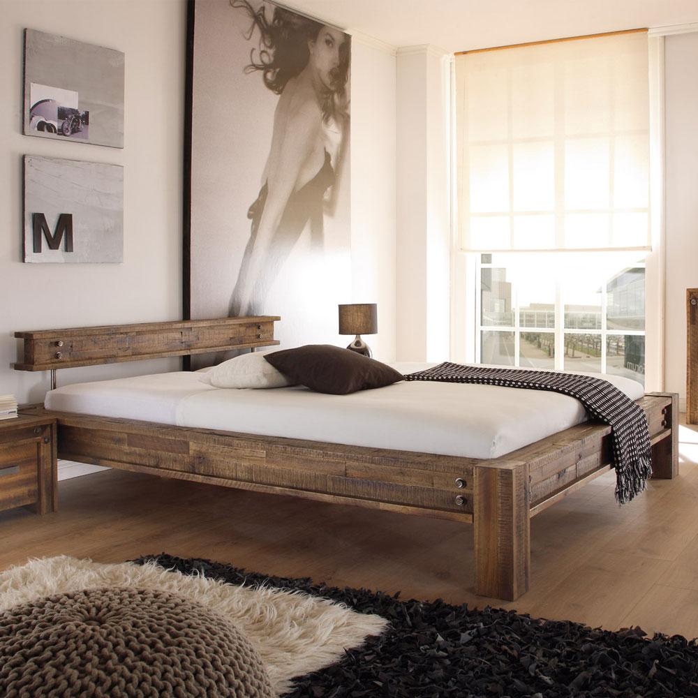 Außergewöhnlich Bett Mit Lehne Dekoration Von