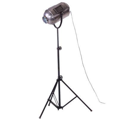 Lampe Metall Stativ