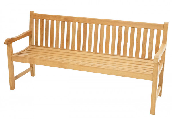 Landhausbank Coventry Premium-Teak 180 cm